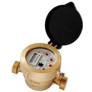 мокроходные счетчики воды пульс